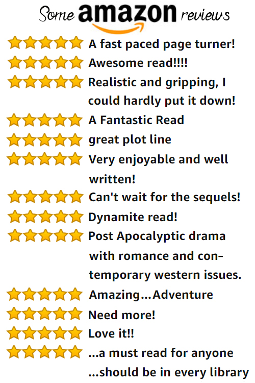 Superflare: The Fortunate Ones - Some Amazon Reviews